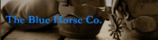 The Blue Horse Co. web site